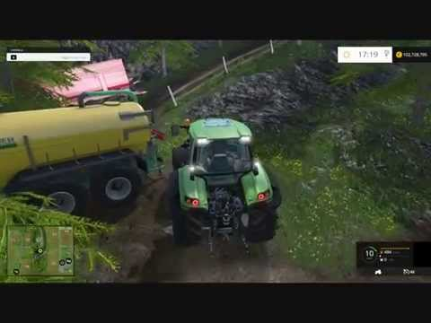 игры с тракторами - тест драйв