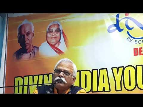 Shri R N Singh Ji in Diya Sunday Program