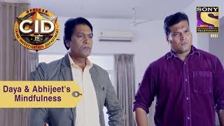 Your Favorite Character | Daya & Abhijeet Are Always Mindful | CID