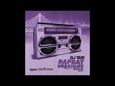 Rapbay Urbanlife Radio Vol. 2 w/ Shady Nate Interview