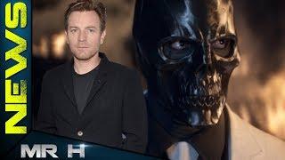 Ewan McGregor Cast As Black Mask Villain In Birds Of Prey DC Film