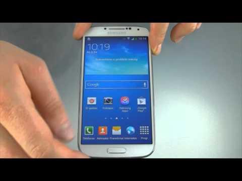 Samsung GALAXY S4 - produkto apžvalga.