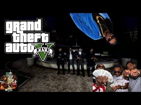 GTA: Migos - Deadz feat. 2 Chainz [Official Video]