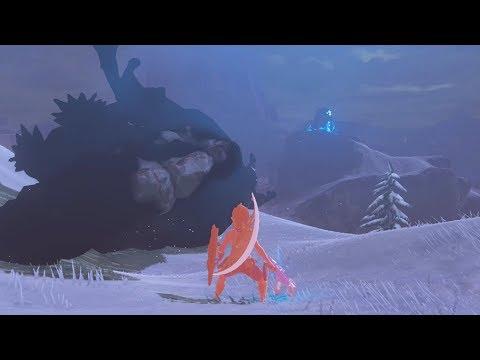 One-Hit Obliterator Vs King Molduga - Zelda Breath of the Wild