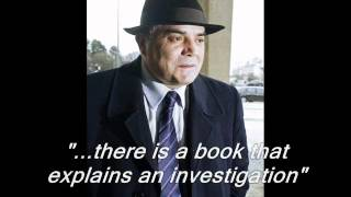 McCann McMinute: Gonçalo Amaral Book Based On OFFICIAL POLICE FILES