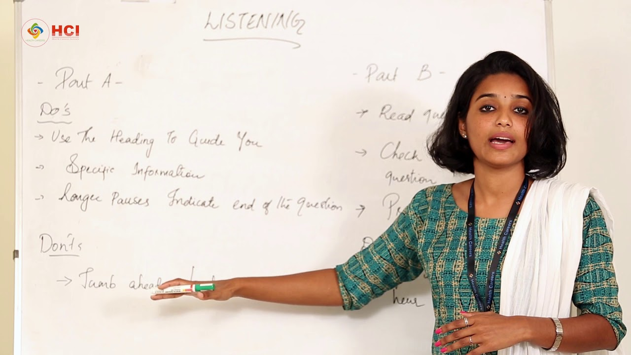 OET Training | OET Coaching Centre | HCI Kochi, Kottayam, Mumbai