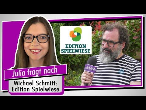 Im Interview: Edition Spielwiese- Geschäftsführer Michael Schmitt - Spiel doch mal!