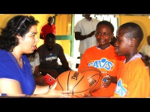Meet Maria Brewer, the new U.S. Ambassador to Sierra Leone