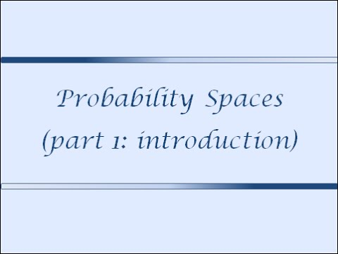 Measure Theory for Applied Research (Class.5: Probability Space part 1)