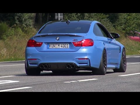 BEST of BMW M Sounds! M4 F82, M3 F80, M3 E46, M5 E60 & More!