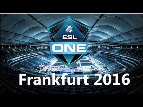 OG vs Na`Vi - ESL One Frankfurt 2016 -  Game 2 bo3