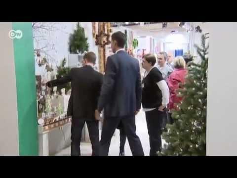 Christmas Trade Fair in Frankfurt | Euromaxx