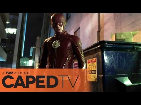 THE ONCE AND FUTURE FLASH & MORE | Caped TV
