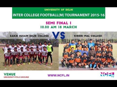 Semi-Final 1 Zakir Hussain vs KMC