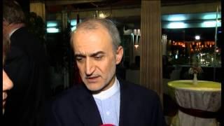 National day of Iran, ambassador Mozafari hosted a reception in Tirana
