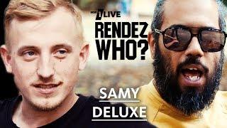 """Samy Deluxe: """"Ich kann nachvollziehen, dass Musiker Abstürze haben."""""""
