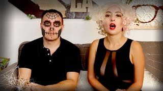 The Halloween Challenge! (Feat. Jason Horton and Lady Gaga) *VOMIT WARNING*