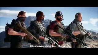 Tom Clancy's Ghost Recon Wildlands - Customisation du personnage et des armes - Trailer gamescom 2016