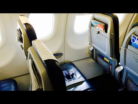 Aegean Airlines A321-200 Economy Class from London to Athens [4K]