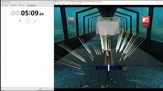 MTV Sports: Skateboarding Speedrun (MTV Hunt Mode) (8:49.05) (Dreamcast Emulator)