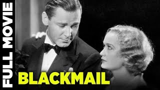 Blackmail | Hindi Dubbed Movie | Romantic Drama Movie