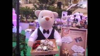 คีบ celebrity bears show ซีคอน แสควร์