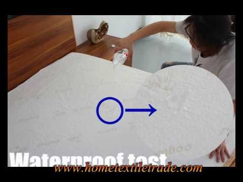 Anti Allergy Cot Bed Mattress Protector