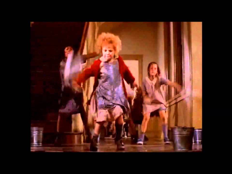 It 39 S A Hard Knock Life Original Annie 1982 Youtube