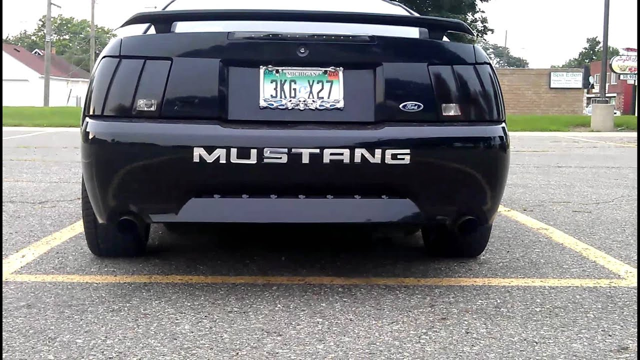 2001 mustang gt flowmaster 44 s and upr