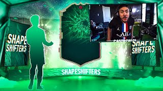 OMG I PACKED 7 SHAPESHIFTERS!! FIFA 20