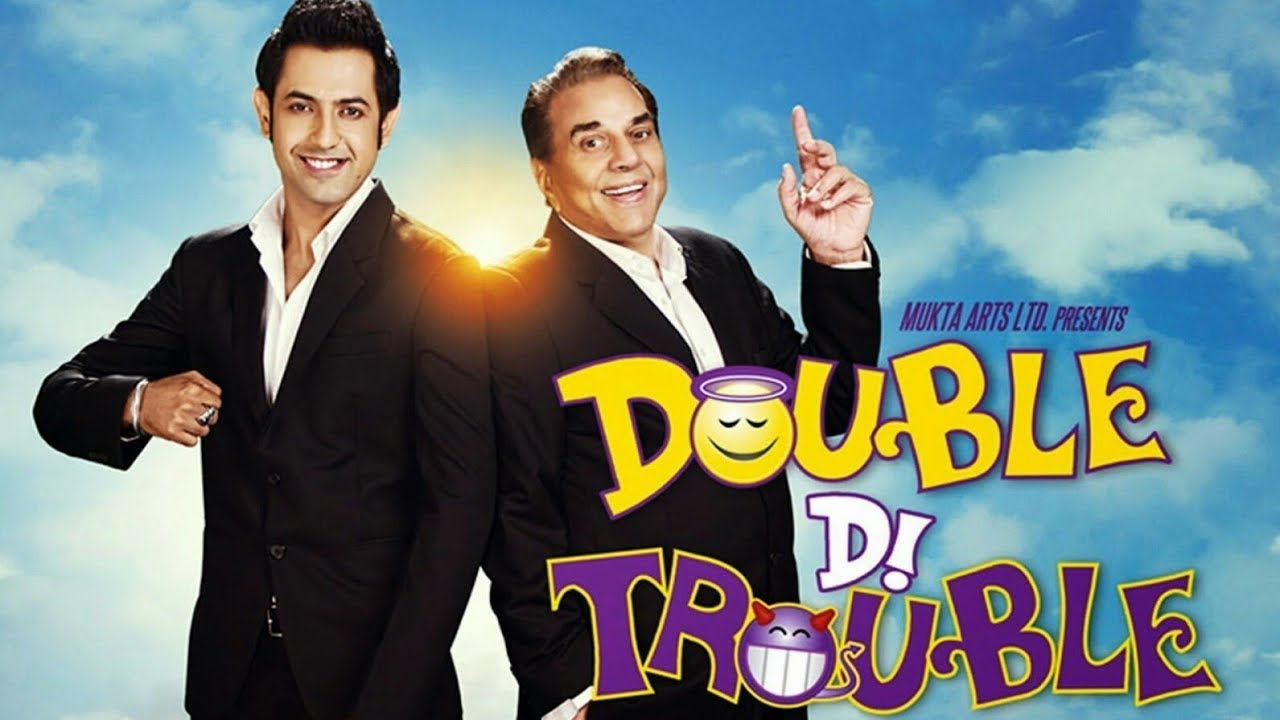 Double The Trouble (FULL MOVIE) Gippy Grewal   Dharmendra ...