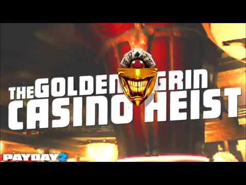 Payday 2 Soundtrack - Dead Man's Hand (Golden Grin Casino Heist Music) [HQ]