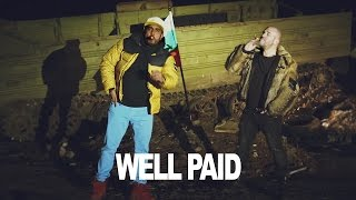 100KILA - WELL PAID (Official Video) 2017 thumbnail