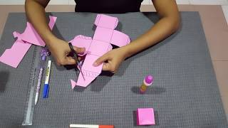 How To Make a 3D Cube