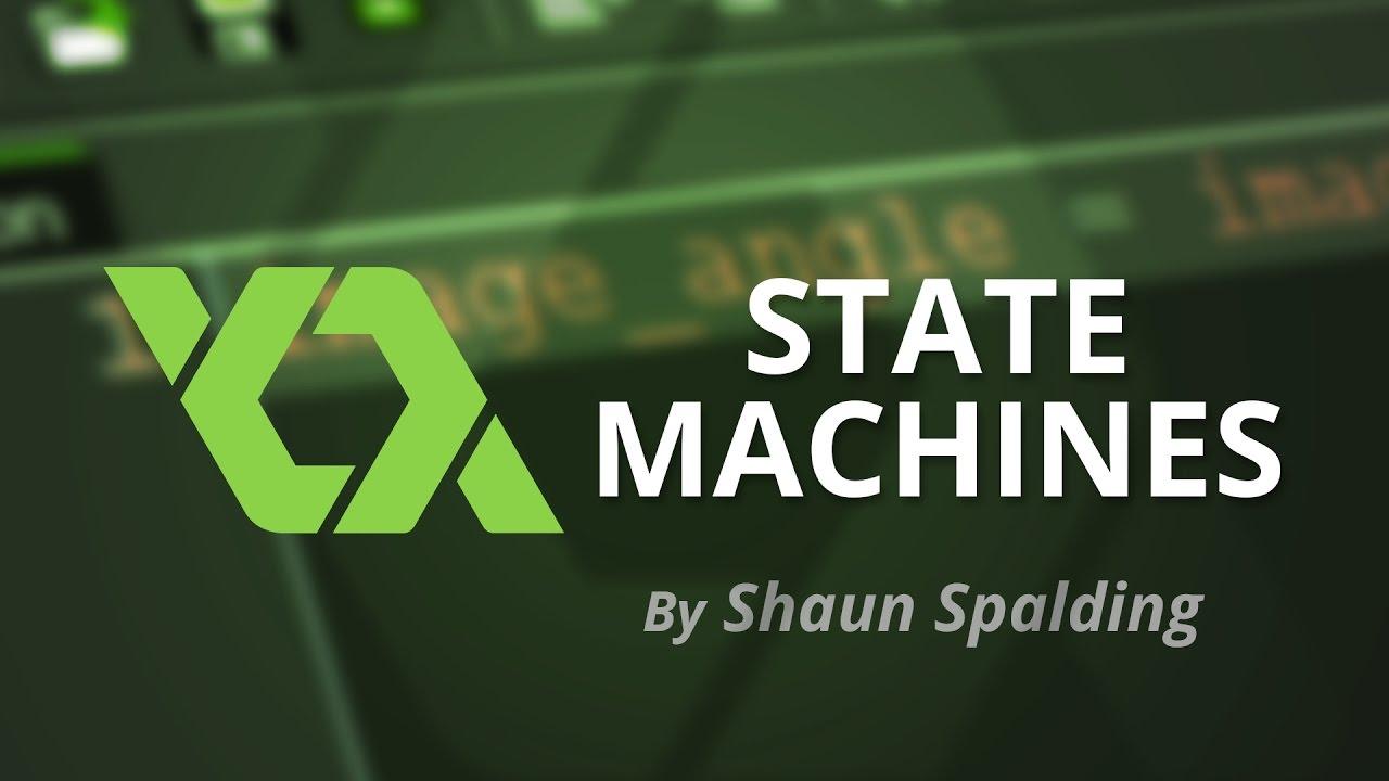 GameMaker: State Machine Tutorial