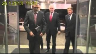 Nejlepší pan president Miloš Zeman