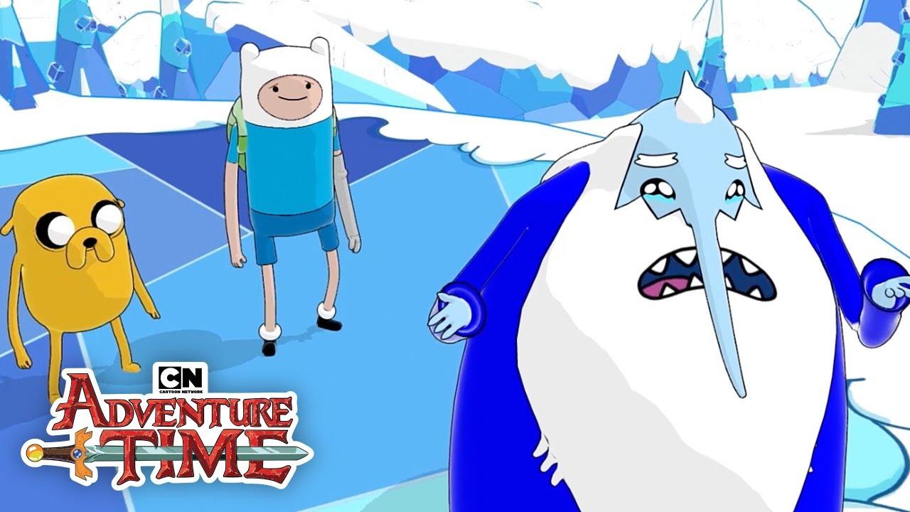 adventure time fan hub cartoon network