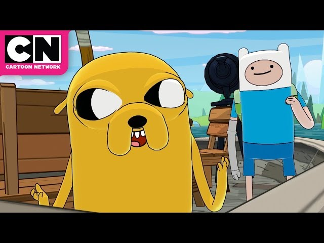 Adventure Time | Pirates Of The Enchiridion First Look Trailer | Cartoon Network