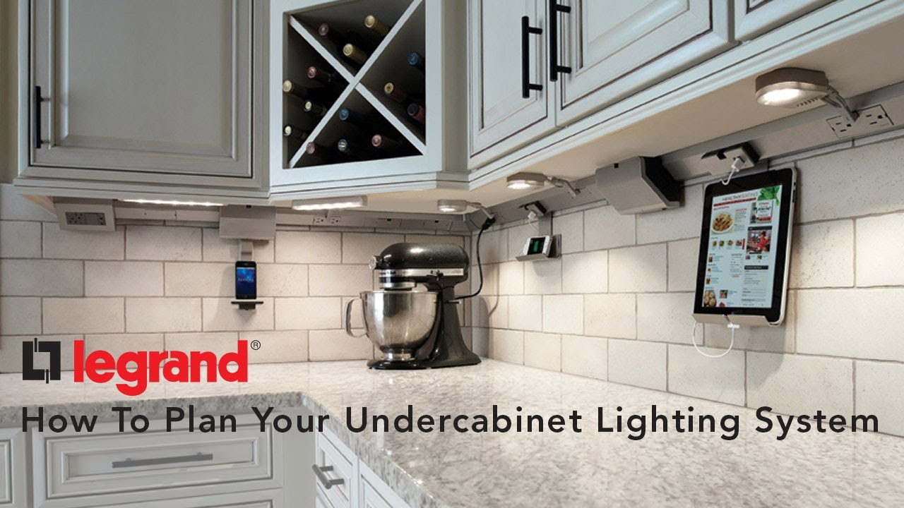 Awesome Legrand Adorne Undercabinet Lighting | Lumens.com