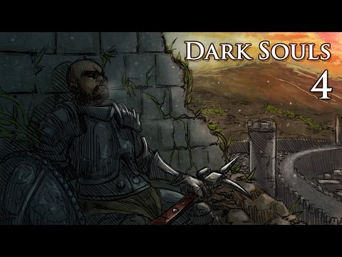 Let's Plague: Dark Souls (Part 4)