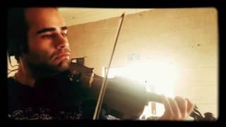 Persian-Rhythmic-Violin-Segah/قطعه ي ريتميك در سه گاه/محمدچرخكار/Mohammad Charkhkar