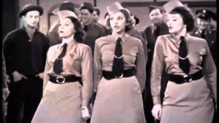 The Andrews Sisters - Jing-a-Ling Jing-a-Ling w/Lyrics