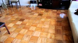 Professional Hardwood Floor Refinishing + crown molding and painting by Horlon New York Metro Area