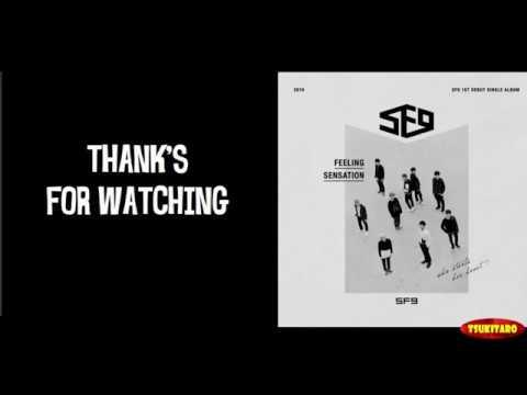 SF9 - K.O Lyrics (easy lyrics)