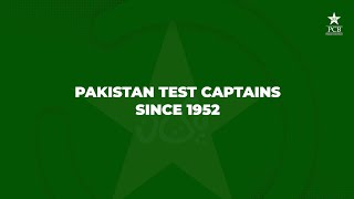 Reflecting on Pakistan's Test Captains | PCB