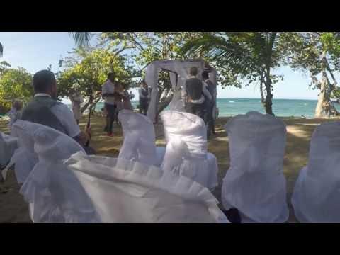 Gareth and Lily Edwards Wedding  ¦ Dominican Republic 2015 ¦