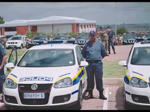South African Police - Gauteng Rapid Response Launch