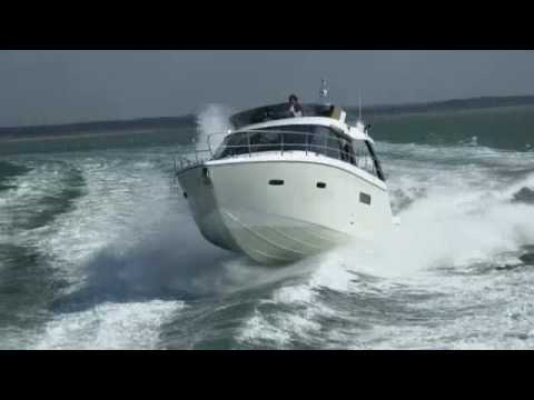 Sealine F42 from Motor Boat & Yachting