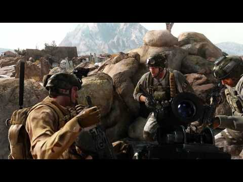 HD Medal of Honor 2010 - Day One Level 3 - Belly of the Beast