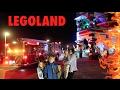 🌇💥LEGOLAND HOTEL Scary Emergency Fire Evacuation! LEGOLAND HOTEL & RESTAURANT TOUR!